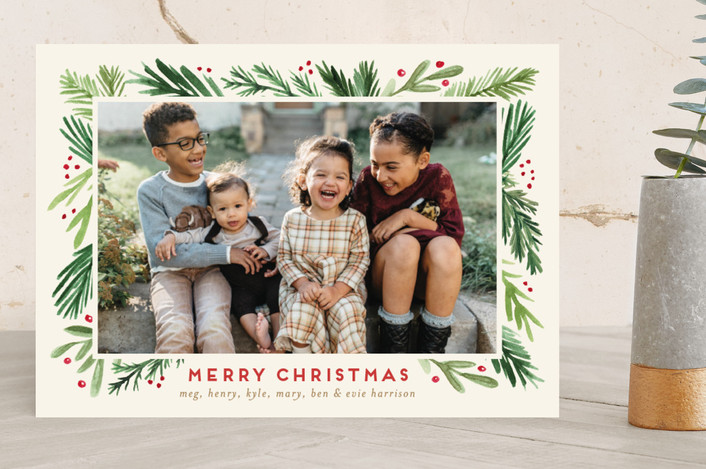 The Ultimate Holiday Card Checklist