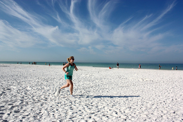 running-siesta-key