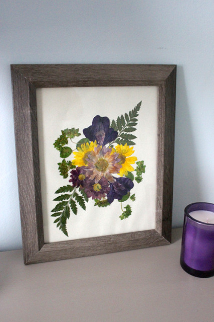 framed-iron-pressed-flowers