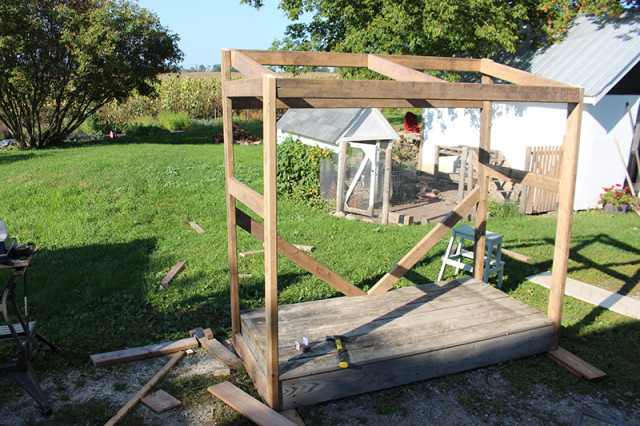 lean-to-shed-framing