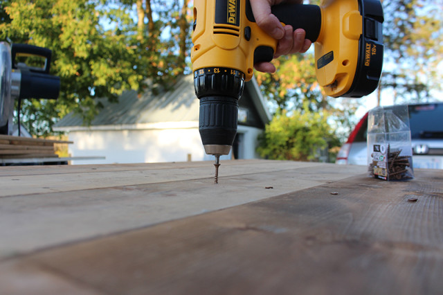 screwing-wood-shed