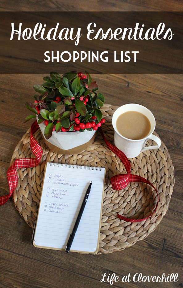 holiday-essentials-shopping-list