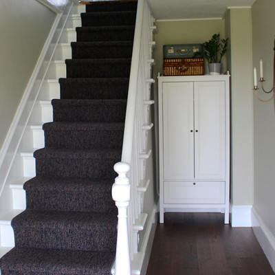 One Room Challenge Week 6: Farmhouse Front Entry Reveal